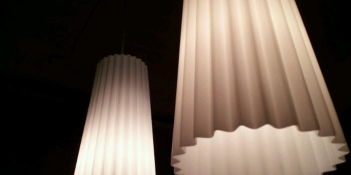 Montering av belysning över köksö